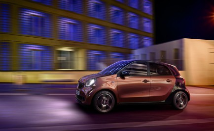 Smart Fortwo & Forfour 0.9 Turbo