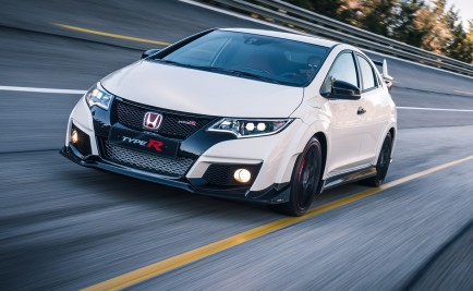 Honda Civic Type R 2.0T