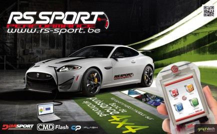 RS-sport Performance en 2016 ..