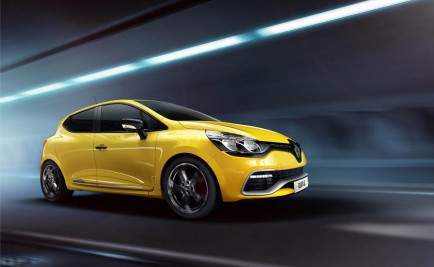 Renault Clio 4 RS / Pop & Bang