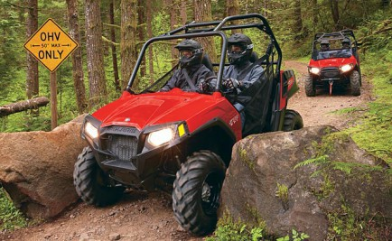 Quad / Buggy Polaris RZR800