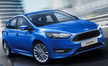 Ford Focus EcoBoost / ECU Continental EMS2511