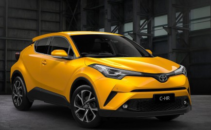 Toyota C-HR 1.2 VVT-i Turbo - 116cv