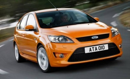 Ford Focus ST  (Lecture via OBD)