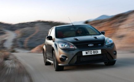 Ford Focus RS Mk² (Programmation via OBD)
